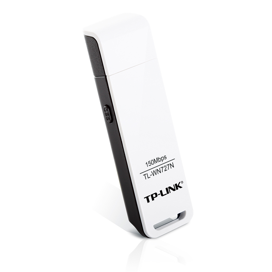Adaptador Usb Wireless 150mbps Tl-wn727n Tp-link