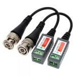 Adaptador Video Balun Hd-cvi/tvi/ahd Cp05 Exbom