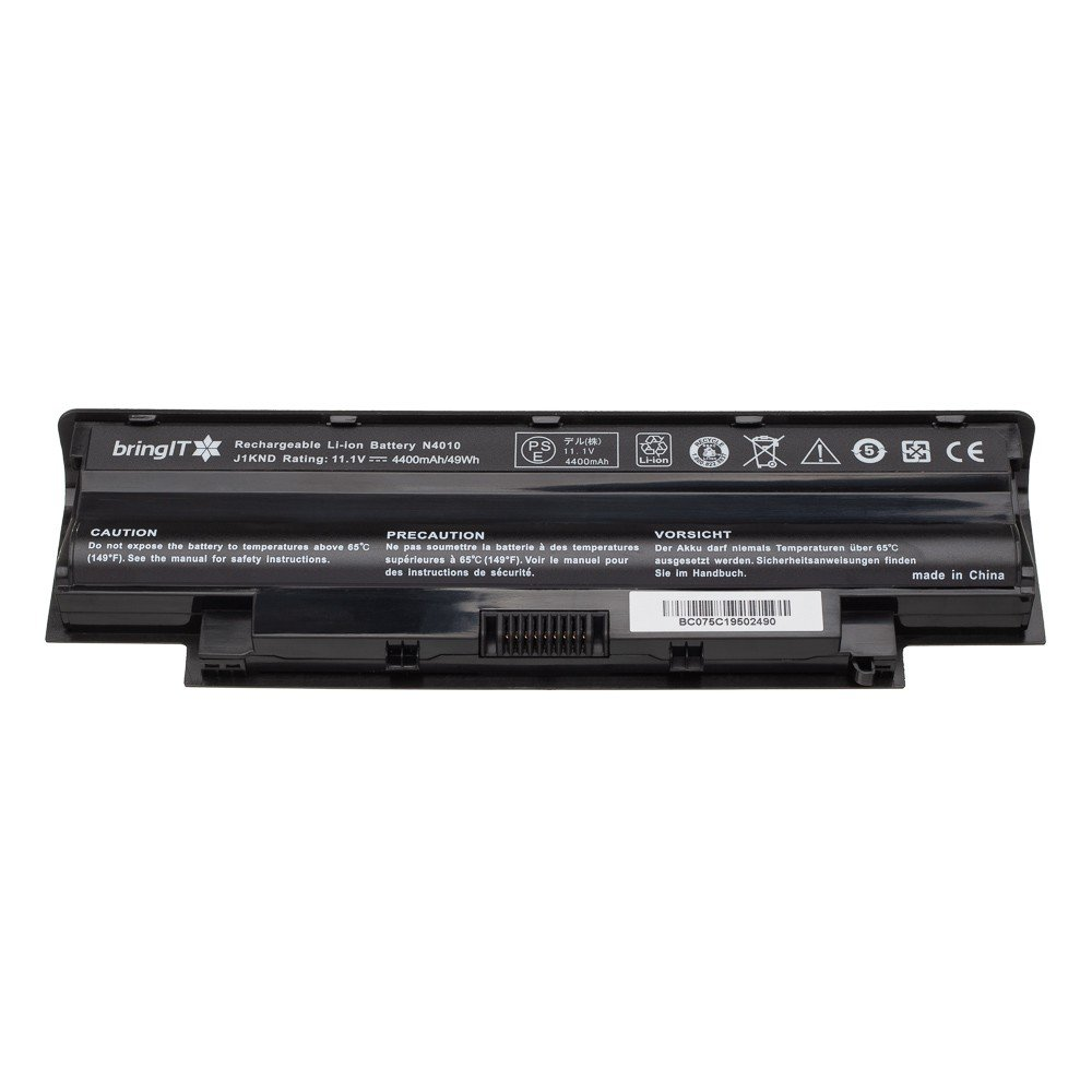 Bateria Notebook Dell N5010 13r 6 Cell Black