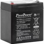 Bateria Selada 12v 5ah Fp1250 Nobreak First Power