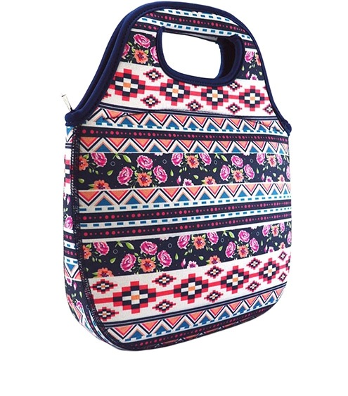 Bolsa Neoprene Multiuso Light Boho Reliza