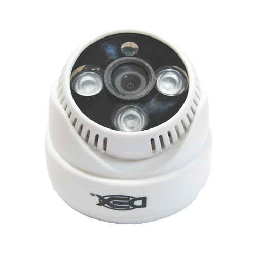 Camera De Seguranca Cftv Hd 1mp 3.6mm Imp Dx-8101h Dome