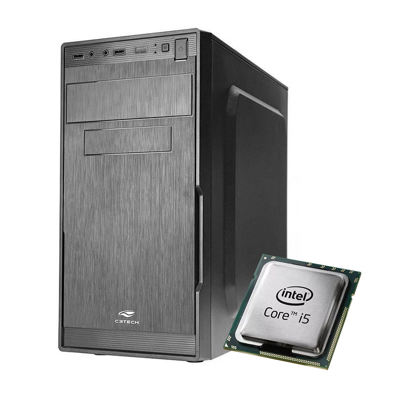 Computador Kit Intel I5 2500 4gb Ssd 480gb