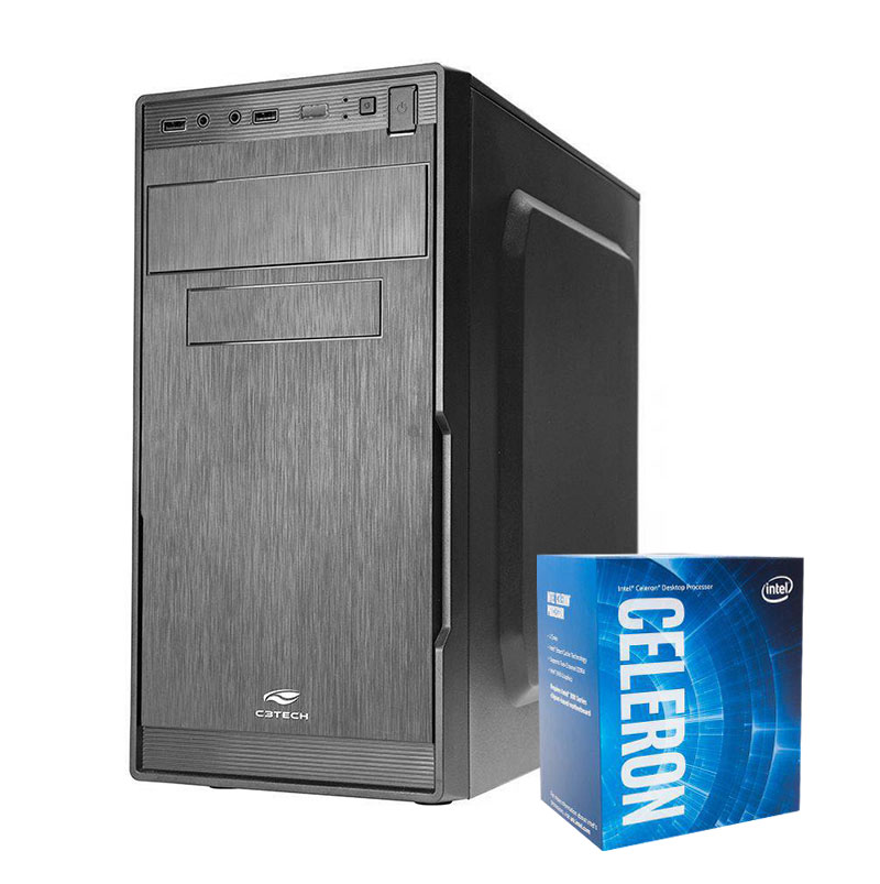 Computador Kit Work/home Intel Celeron G4900 8gb Ddr4 Hd 1000gb