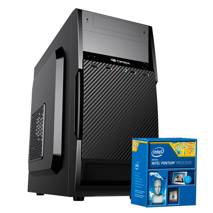 Computador Kit Work/home Intel Dual Core G3220 4gb Hd 320gb