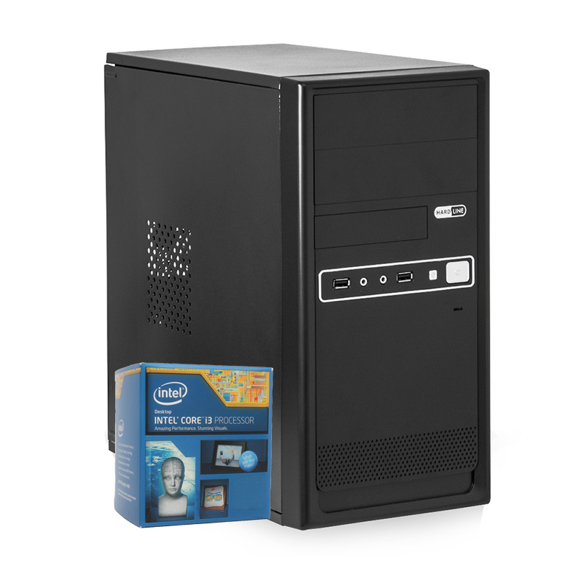 Computador Kit Work/home Intel I3 4130t 8gb 1000gb