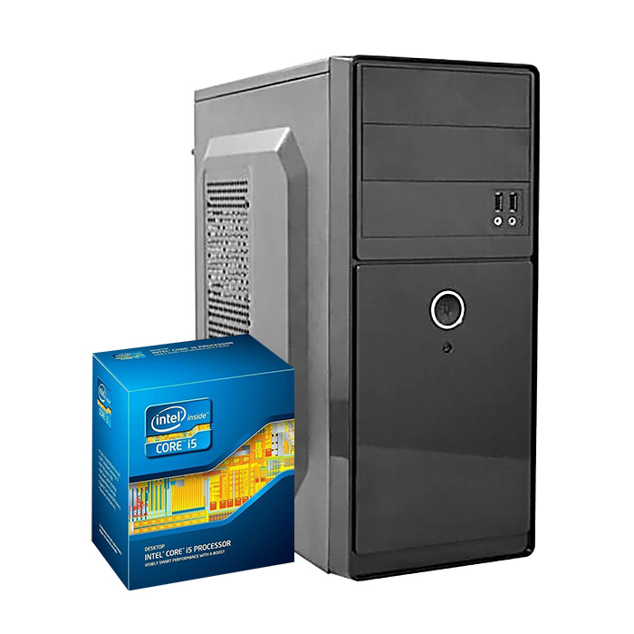 Computador Kit Work/home Intel I5 2400 8gb 320gb