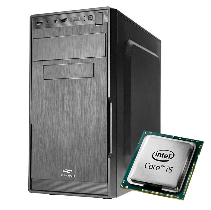 Computador Kit Work/home Intel I5 3330 8gb Ssd 120gb