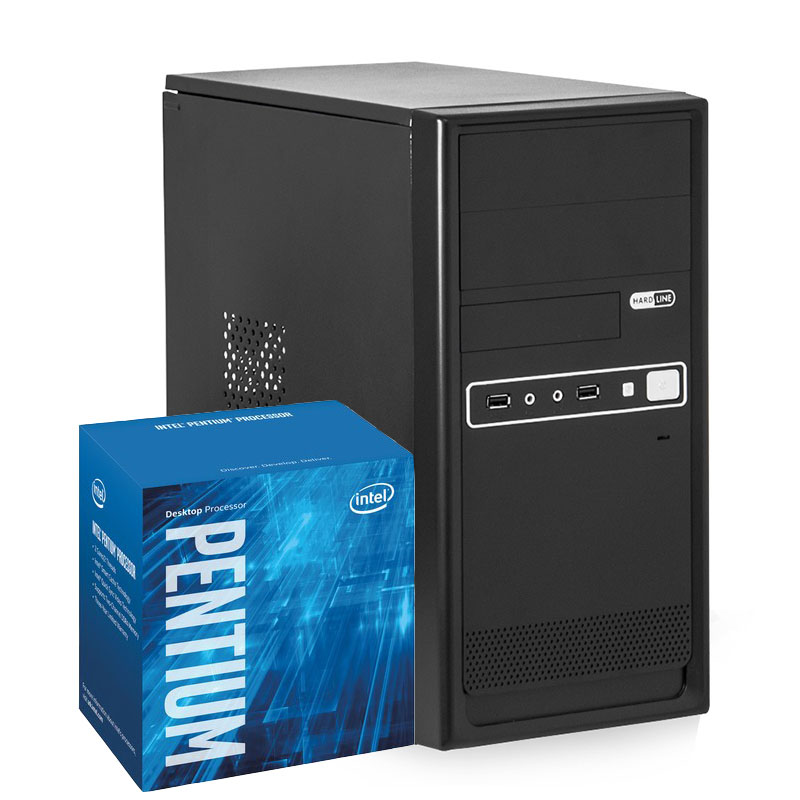 Computador Kit Work/home Intel Pentium G4560 4gb 500gb