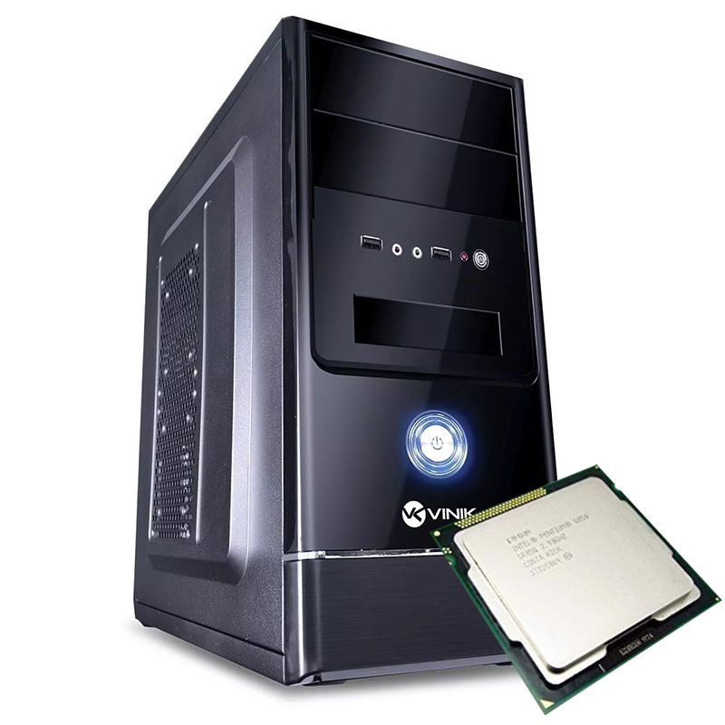Computador Kit Work/home Intel Pentium G850 8gb Hd 2000gb