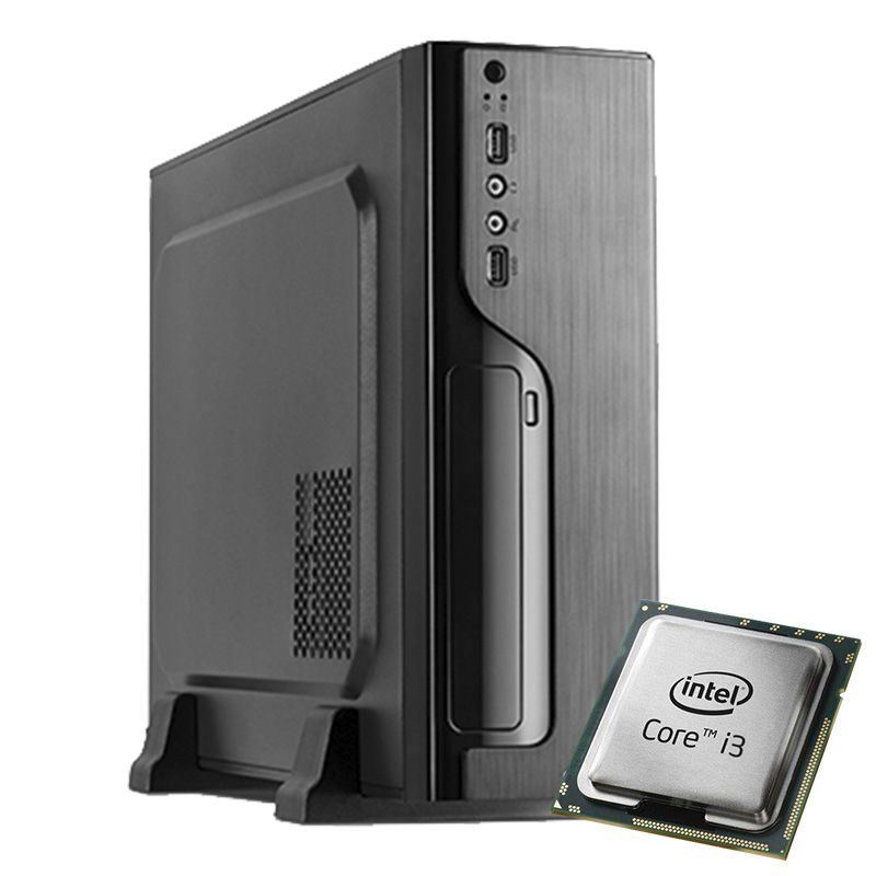Computador Kit Work/home Slim Atx Intel I3 3220 8gb 500gb