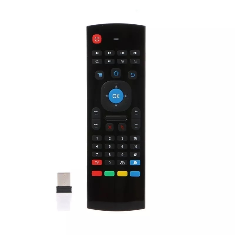 Controle Remoto Para Smart Tv/ Monitor/pc/sensor De Movimento Mx-3a