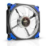 Cooler 120mm Com Led Azul Dx-12h