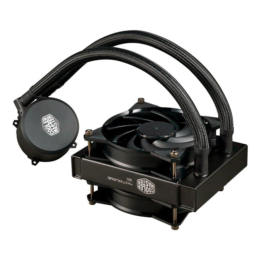 Cooler P/cpu Water Masterliquid 120 Mlwd12m-a20pw-r1 Cooler Master