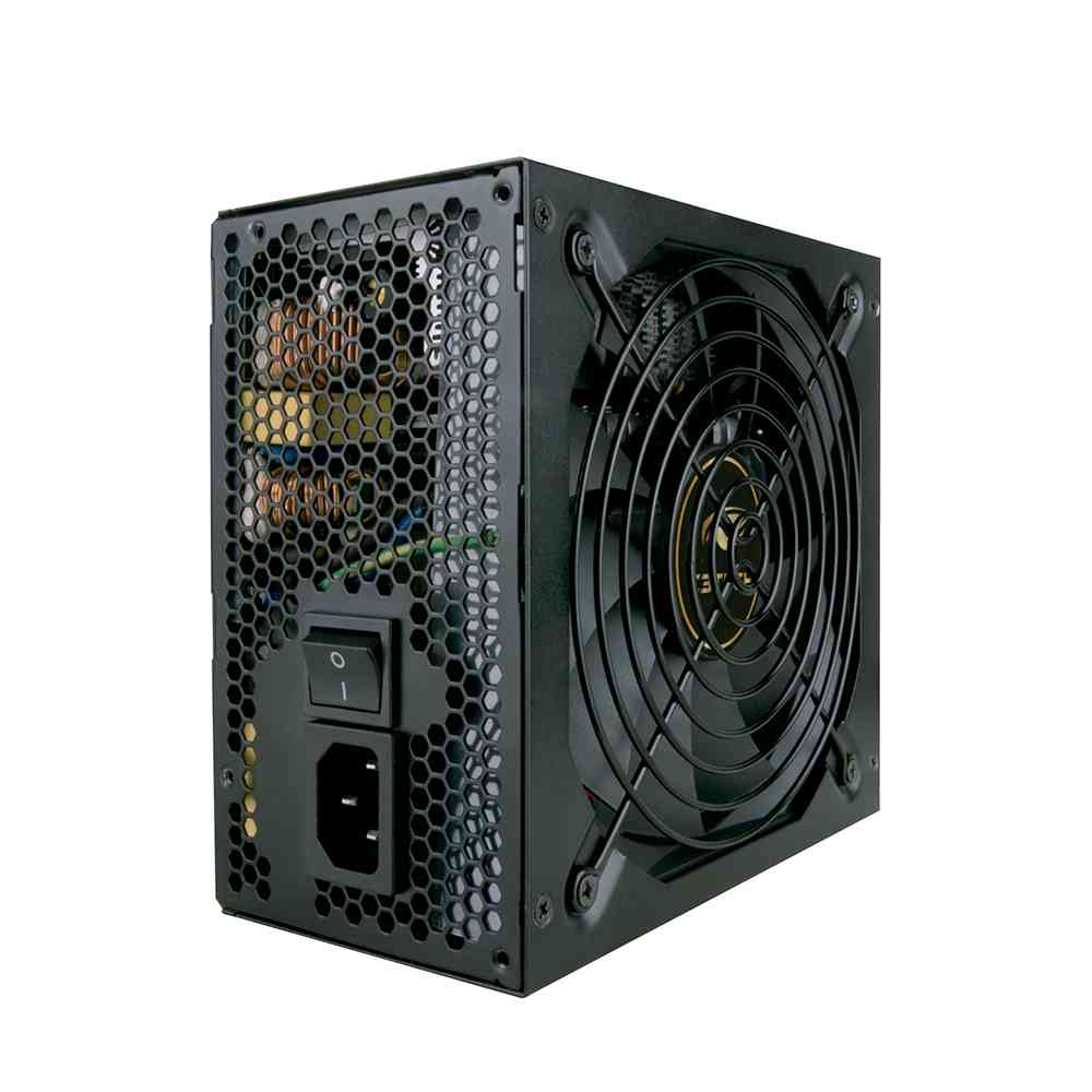 Fonte Atx 500w C3tech 80plus Bronze Ps-g500b S/ Cabo