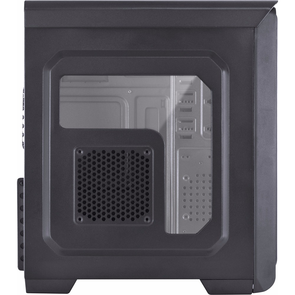 Gabinete Gamer 2b Mid Tower Hunter Vermelho Gaming Vinik
