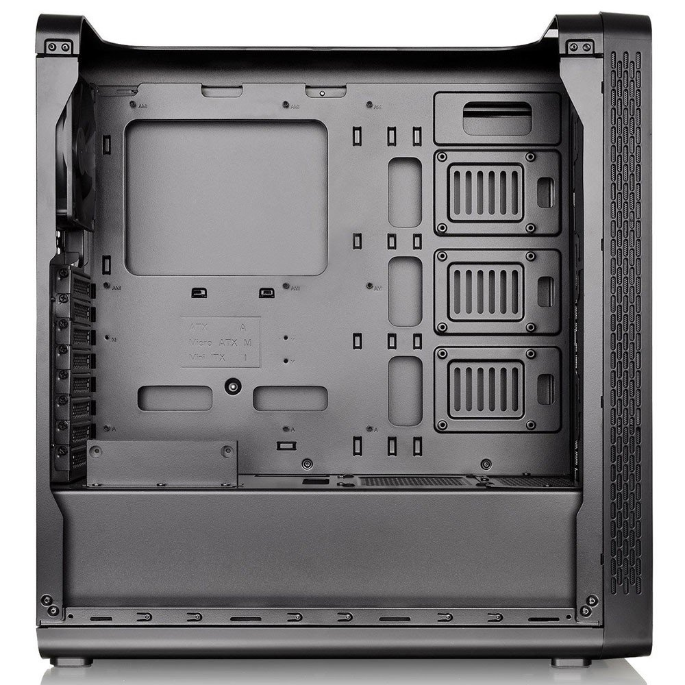 Gabinete Thermaltake View 27 Black Windowsgcc/fan 12 White