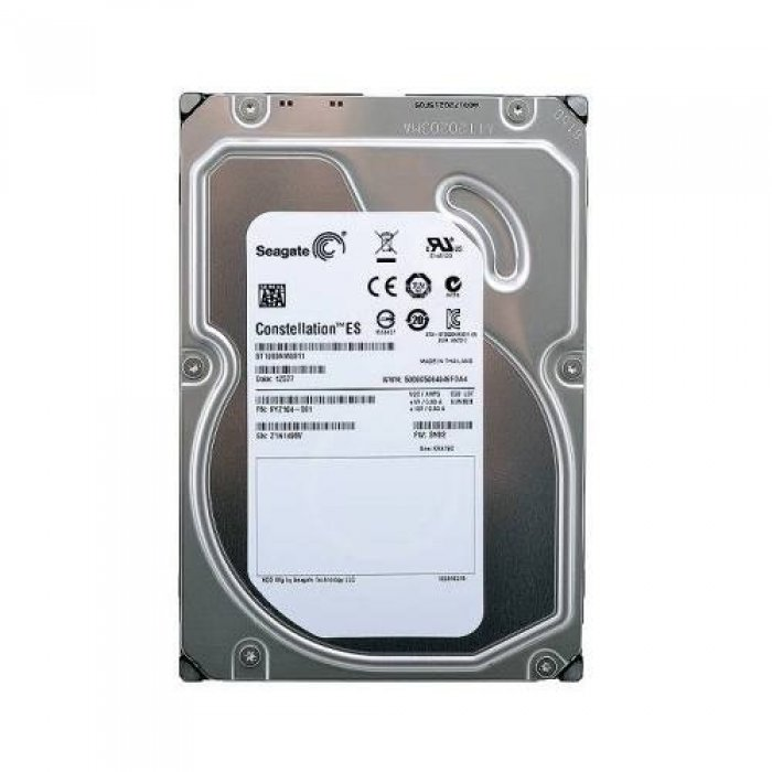 Hd Sata Iii 1000gb 1tb 7200 3.5 Seagatest1000nm0011 64mb * Spare