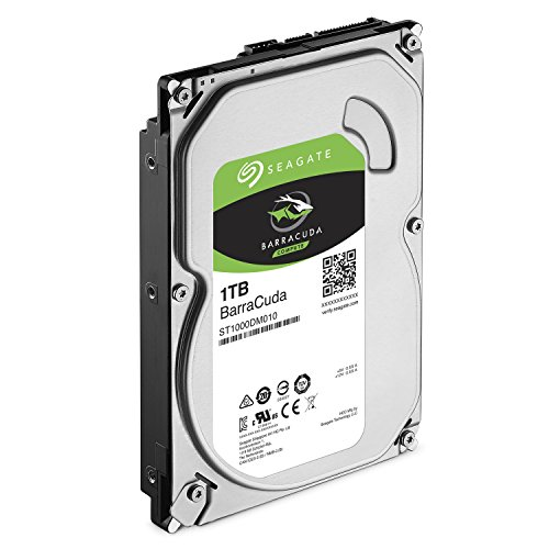 Hd Sata Iii 1000gb 1tb 7200 3.5 Seagate Barracuda St1000dm010 64mb