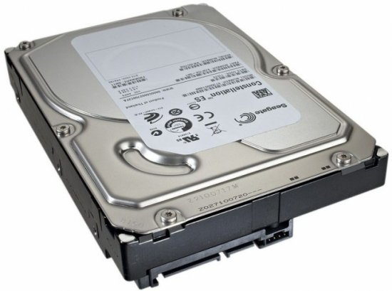 Hd Sata Iii 2000gb 2tb 7200 3.5 Seagate Constellation * Spare