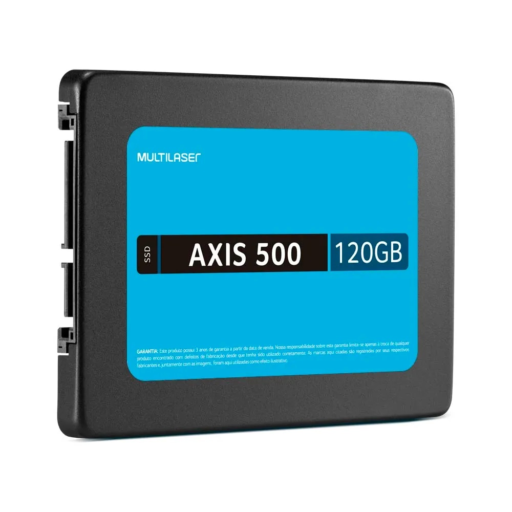 Hd Ssd 120gb Axis 400/ss101 Sataiii 430/400 Multilaser