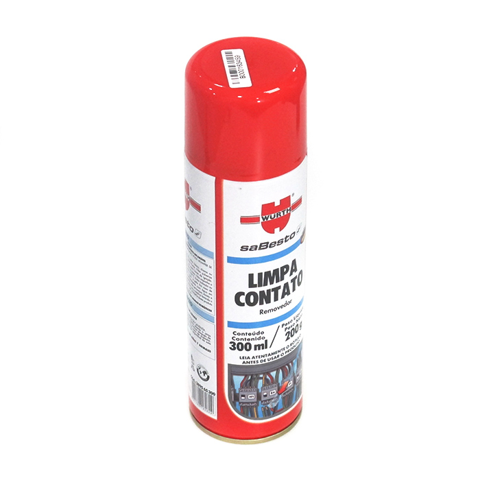 Limpa Contato Spray Wurth 300ml
