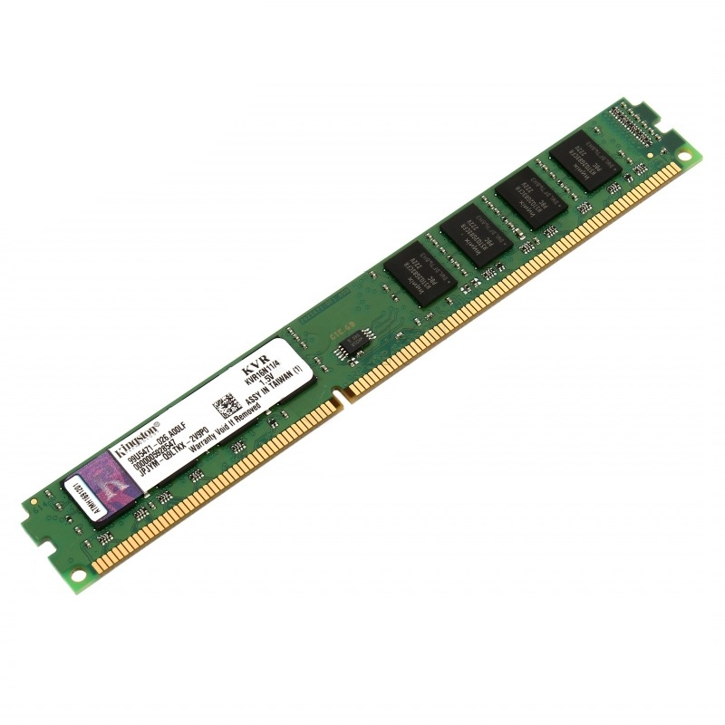 Memoria Ddr3 1gb 1333mhz Kvr1333d3n9/1g Kingston