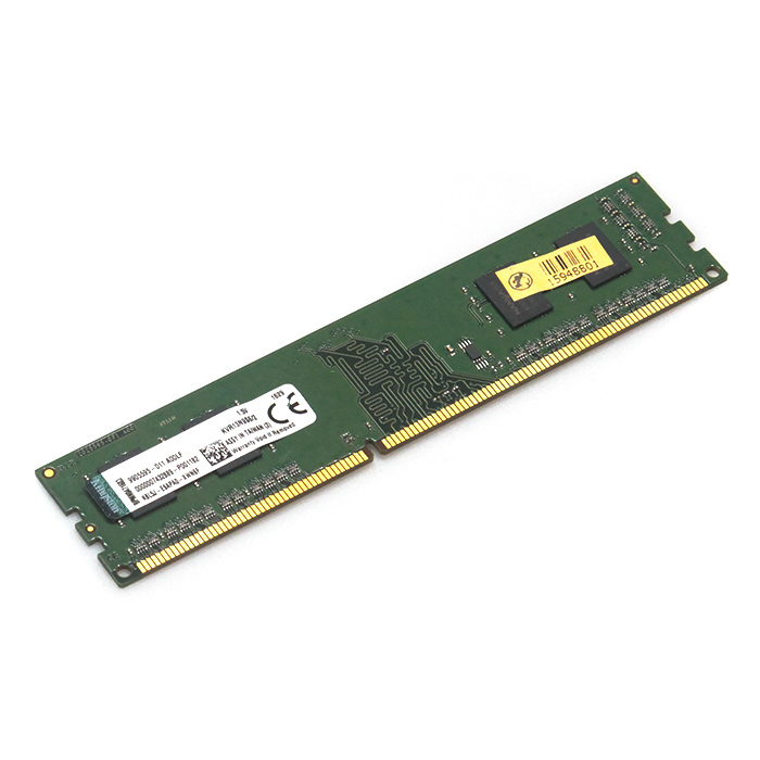 Memoria Ddr3 2gb 1333mhz Kvr13n9s6/2 Kingston