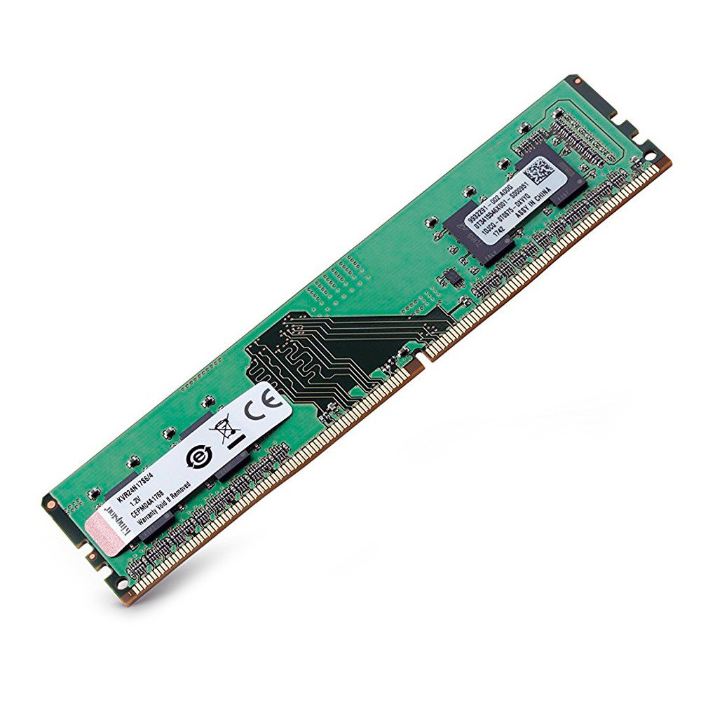 Memoria Ddr4 4gb 2400mhz Kvr24n17s6/4 Kingston