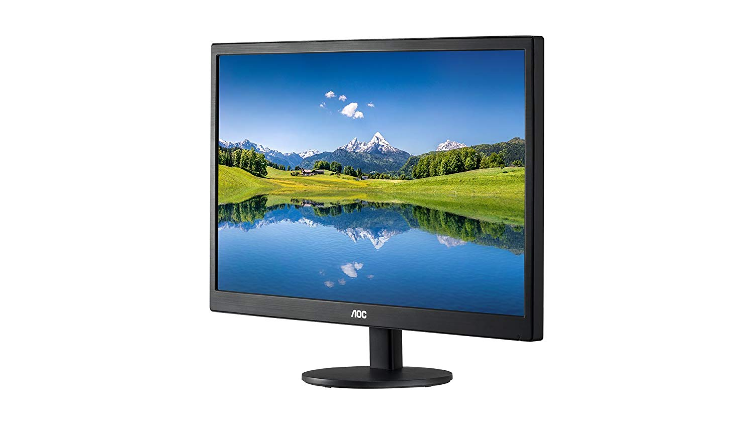 Monitor 21.5 Led E2270swhn Hdmi/vga Aoc