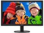 Monitor 23.6 Led 243v5qhaba Full Hd /dvi/hdmi/vesa  Philips