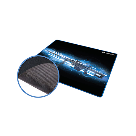 Mouse Pad Gamer Emborrachado Mp-g500 C3tech