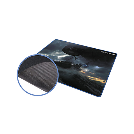 Mouse Pad Gamer Emborrachado Mp-g510 C3tech