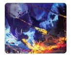 Mouse Pad Gamer Emborrachado P Dragao. Exbom