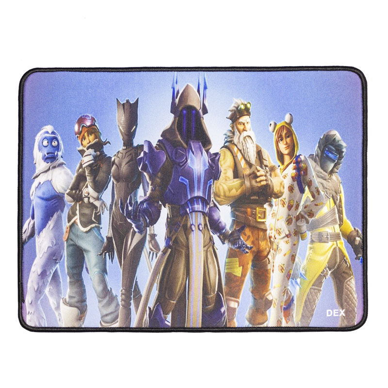Mouse Pad Gamer Emborrachado P Fortnite 1