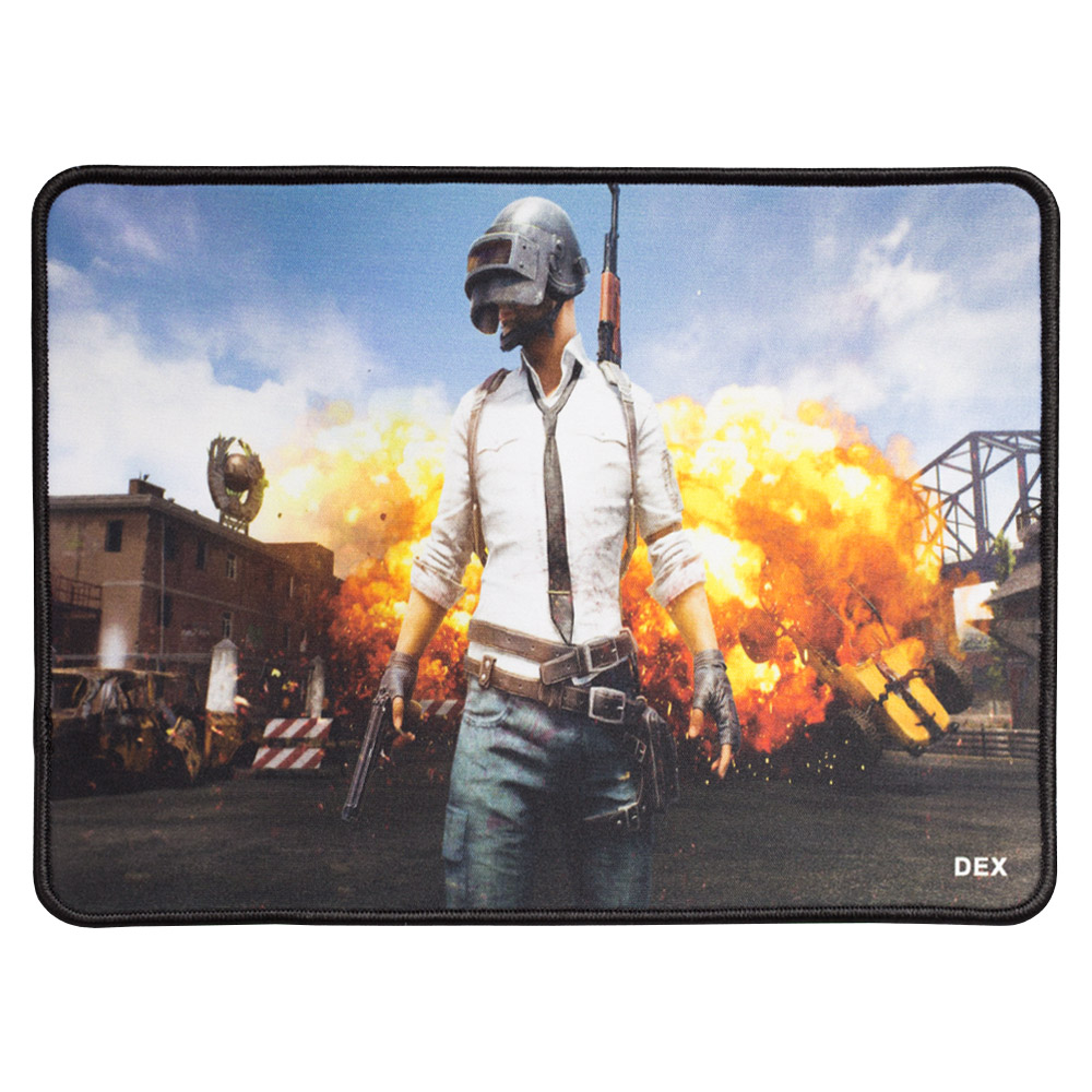 Mouse Pad Gamer Emborrachado P Gamer 7