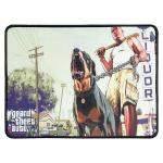 Mouse Pad Gamer Emborrachado P Gta V 9