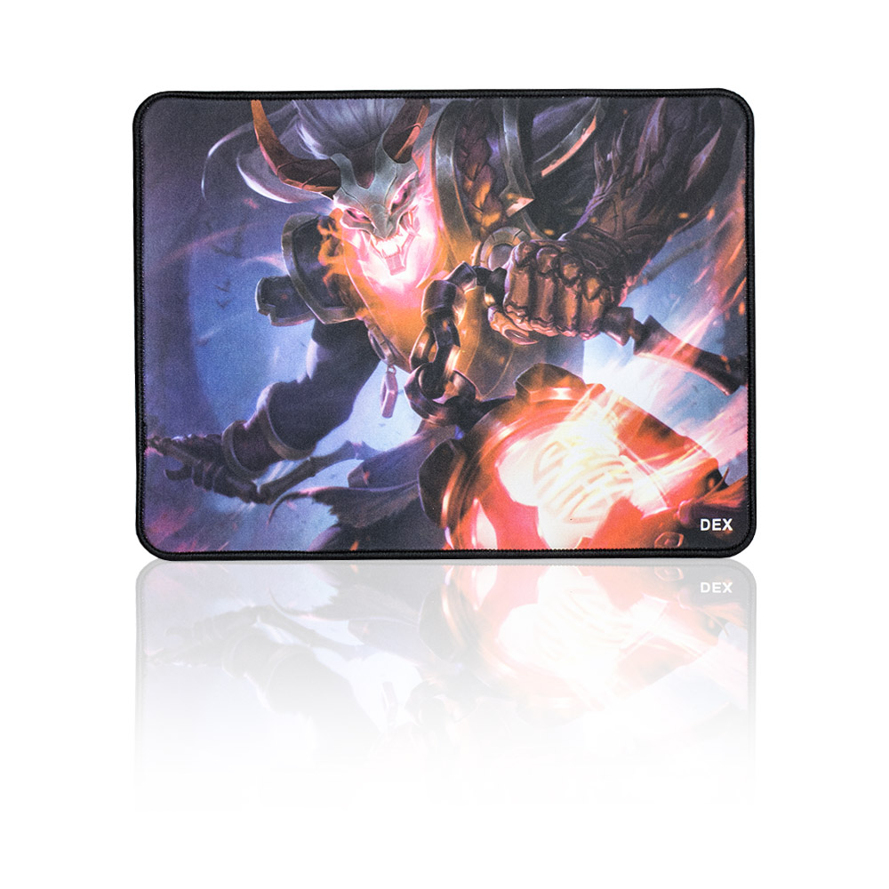 Mouse Pad Gamer Emborrachado P Thresh 4