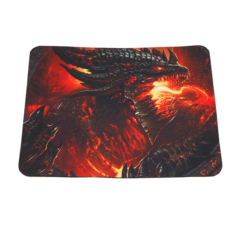 Mouse Pad Gamer Emborrachado P Deathwing Exbom