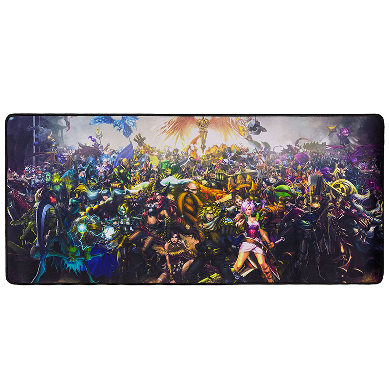 Mouse Pad Gamer Extra Grande Mp-9040a06 Exbom