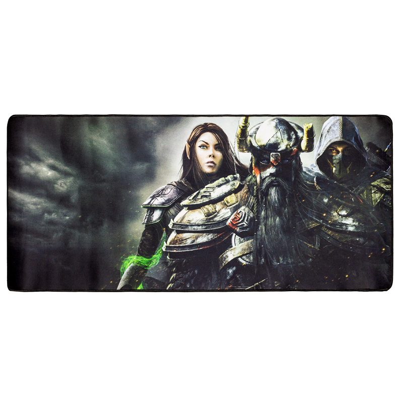 Mouse Pad Gamer Extra Grande Mp-9040a07 Exbom