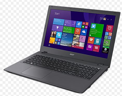 Notebook Acer E5-573-39k5 Intel Core I3 1.7/4gb/1tb/dvd/15,6