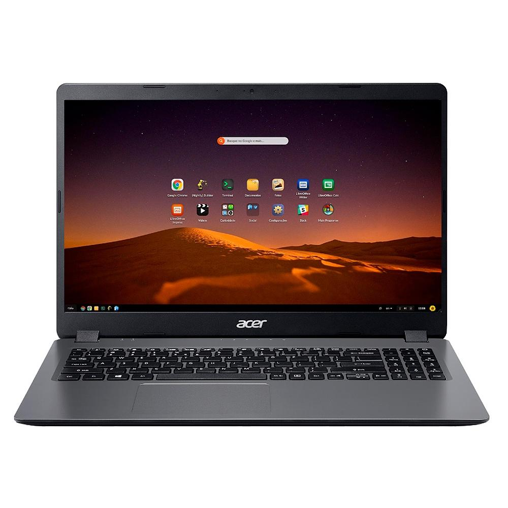Notebook Acer A315-56-569f Intel I5 1035g1 3.6/4/ssd256gb/15.6/endless