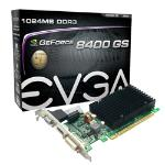Placa De Video 8400gs 1gb 64bits Pci-e Ddr3 Evga 01g-p3-1303-kr