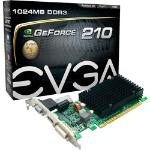 Placa De Video Gt210 1gb 64bits Pci-e Ddr3 Evga