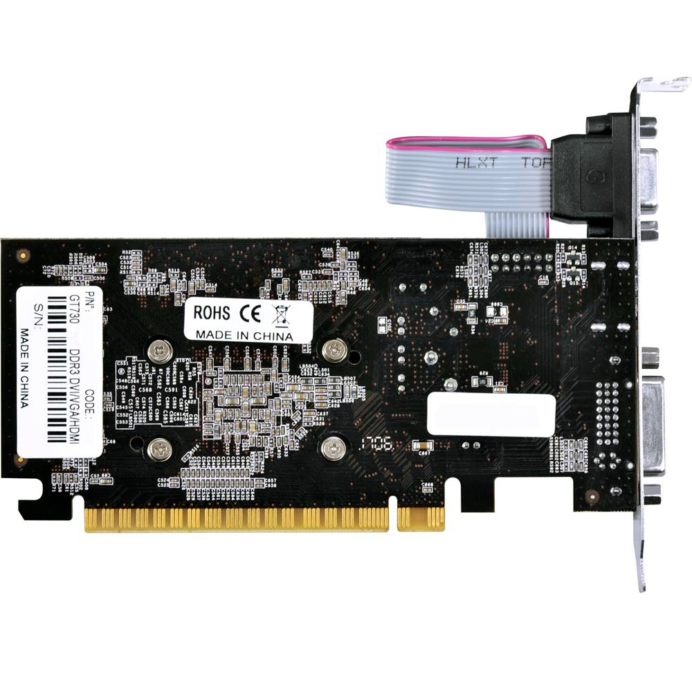 Placa De Video Gt730 4gb Gddr3 128bits Pcyes