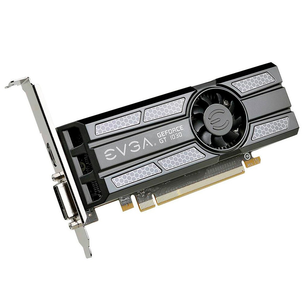 Placa De Video Gt 1030 2gb Ddr5 64bits Evga