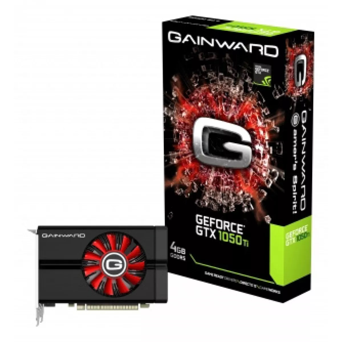 Placa De Video Gtx 1050 2gb Ddr5 128bit Ne5105001841-1070f Gainward