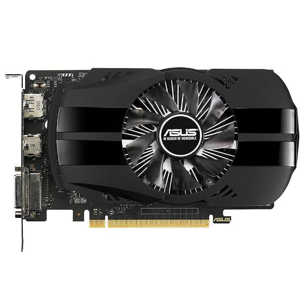 Placa De Video Gtx 1050ti 4gb Ddr5 128bits Ph-gtx1050ti-4g Asus
