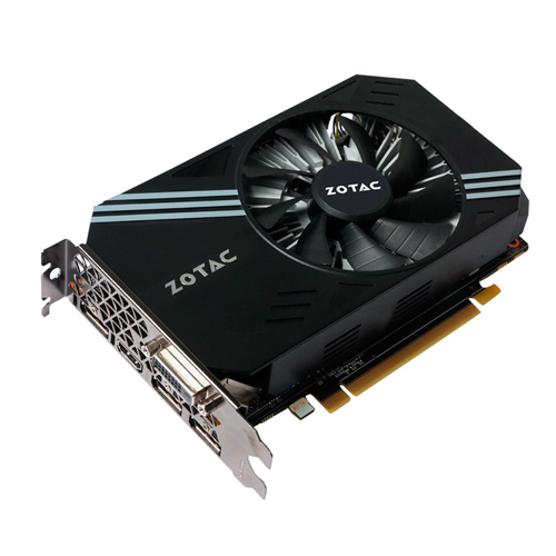 Placa De Video Gtx 1060 3gb Ddr5 Zt-p10610a-10l Zotac